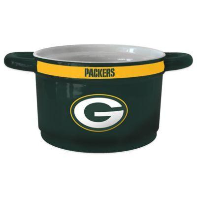 NFL Green Bay Packers 23 oz. Ceramic Game Time Bowl - BedBathandBeyond.com