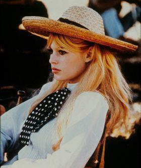 Brigitte Bardot - effortlessly stylish.  (Bastille-Day Babes! 8 French Style Icons Since 1798)