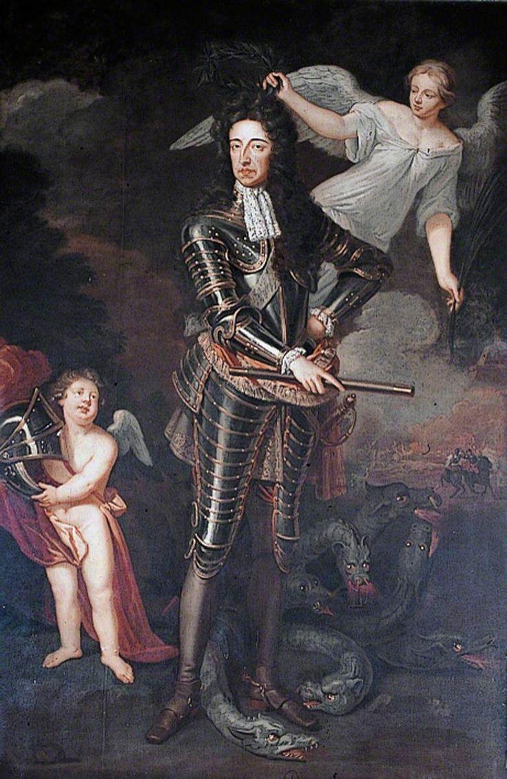 William of Orange (1650–1702)  Willem Wissing (1656–1687)  Dover Collections. Artuk.org