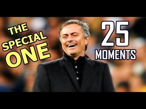 Jose Mourinho - 25 Funny Moments - See the video : http://www.onbrowser.gr/jose-mourinho-25-funny-moments/