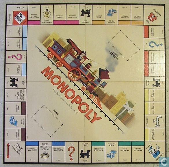 monopoly oude versie - Google zoeken