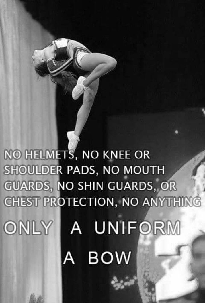 Here's to all of us cheerleaders | Cheer | Cheer qoutes, Cheer