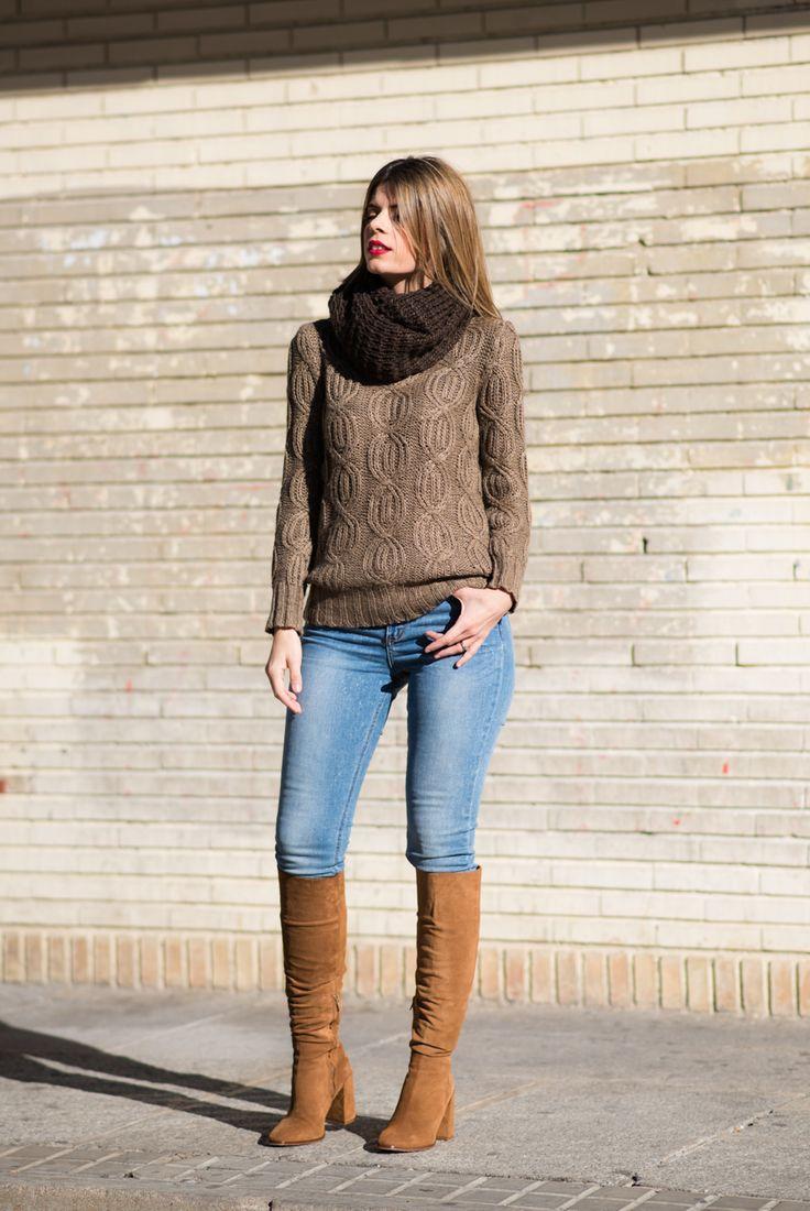 Ms Treinta - Fashion blogger - Blog de moda y tendencias by Alba.: Parka