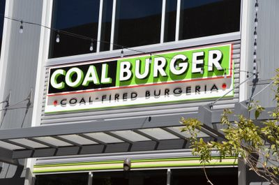 Coal Burger~ Scottsdale quarter - The best burger for me right now!