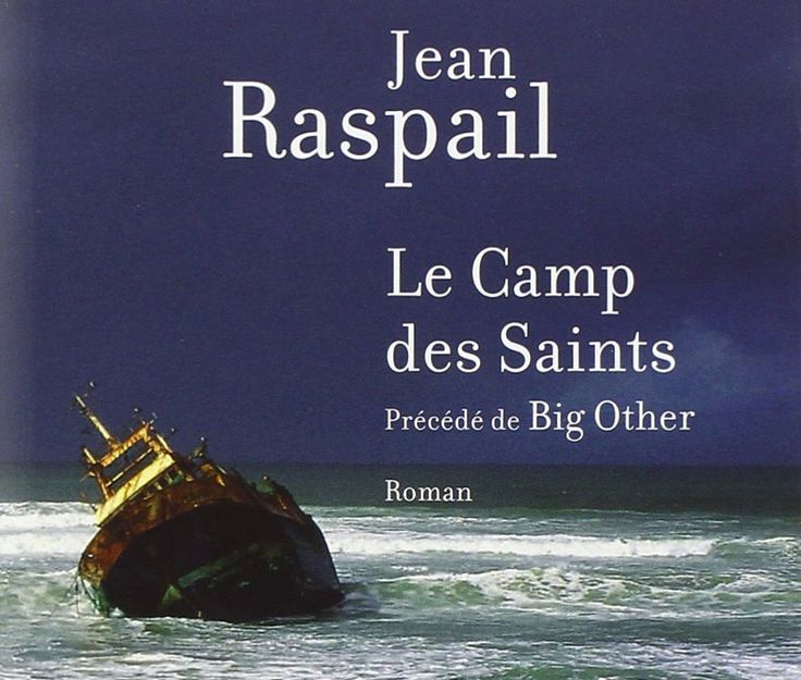 Billedresultat for le camp des saints, jean raspail 1973