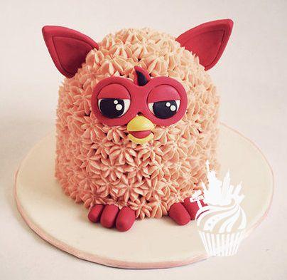 торт с ферби - Поиск в Google