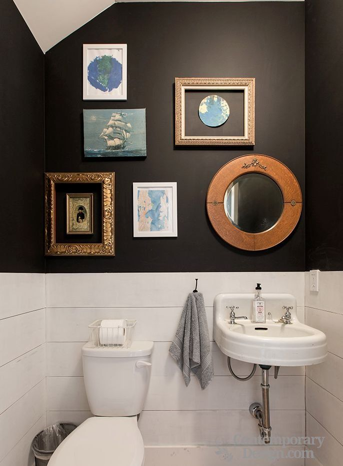 Best 10 Small half bathrooms ideas on Pinterest  Half