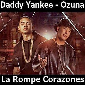 Acordes D Canciones: Daddy Yankee - La Rompe Corazones ft. Ozuna