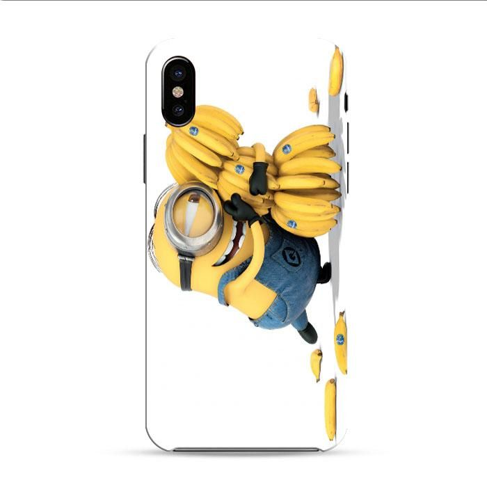 Minions Banana- iPhone X 3D Case
