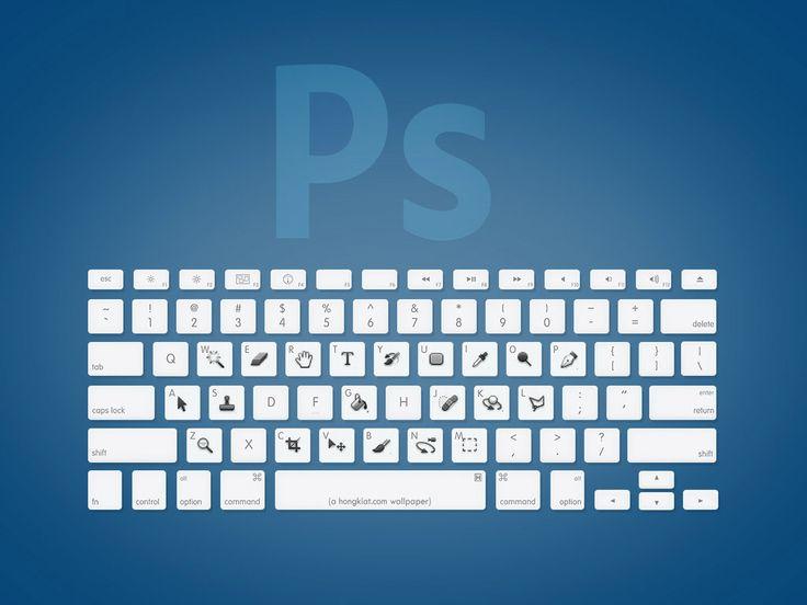 Teclas Rápidas para Adobe Photoshop « Designals