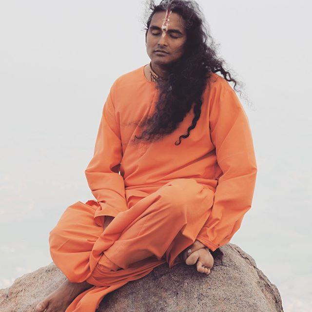 'If I ever see the chance to #plant the #seeds of #Love in your #minds and #hearts, be sure I will do it' — Paramahamsa Sri Swami #Vishwananda ____________________________________________ #Bhakti #Yoga #BhaktiYoga #Spirtuality #Hinduism #Radha #Krishna #Lakshmi #Narayan #JustLove