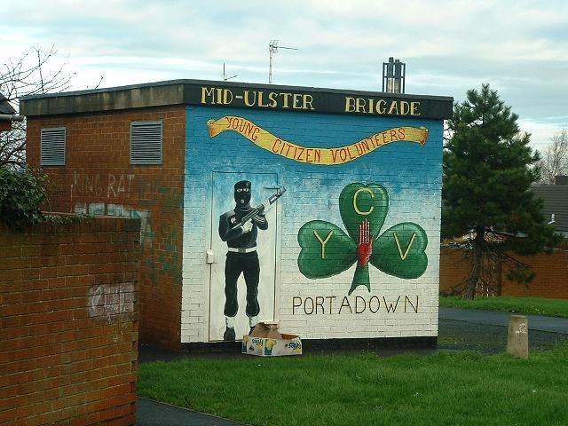 Portadown mural travel pinterest murals for Mural northern ireland