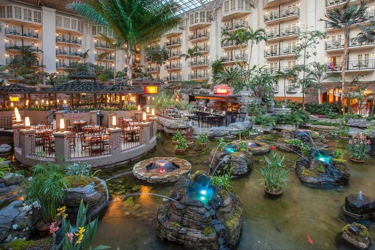 Gaylord Opryland Resort & Convention Center - Nashville