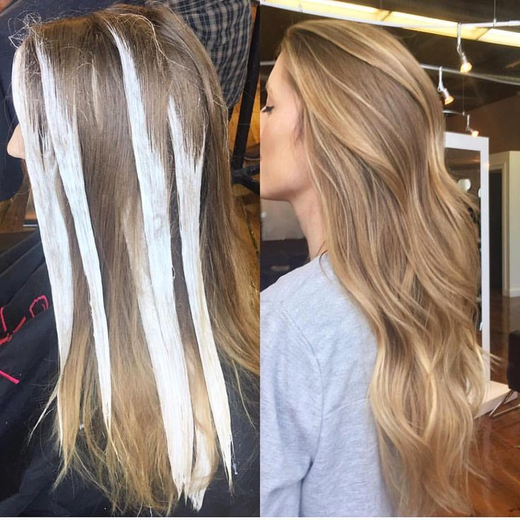 """705 Likes, 39 Comments - Balayage And Haircolor ❤️ (@balayagedandpainted) on Instagram: """"Sunkissed color Magic by @stephargiroscolor ✨✨"""""""