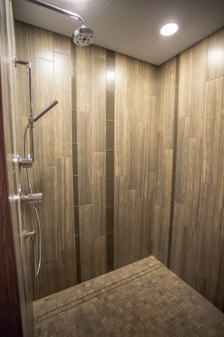 42 best images about harmony builders custom showers on for Huge walk in shower