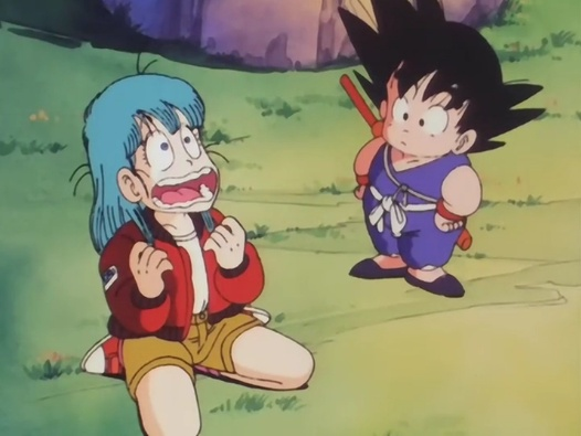 And then there 39 s bulma dragon ball pinterest - Goku e bulma a letto ...