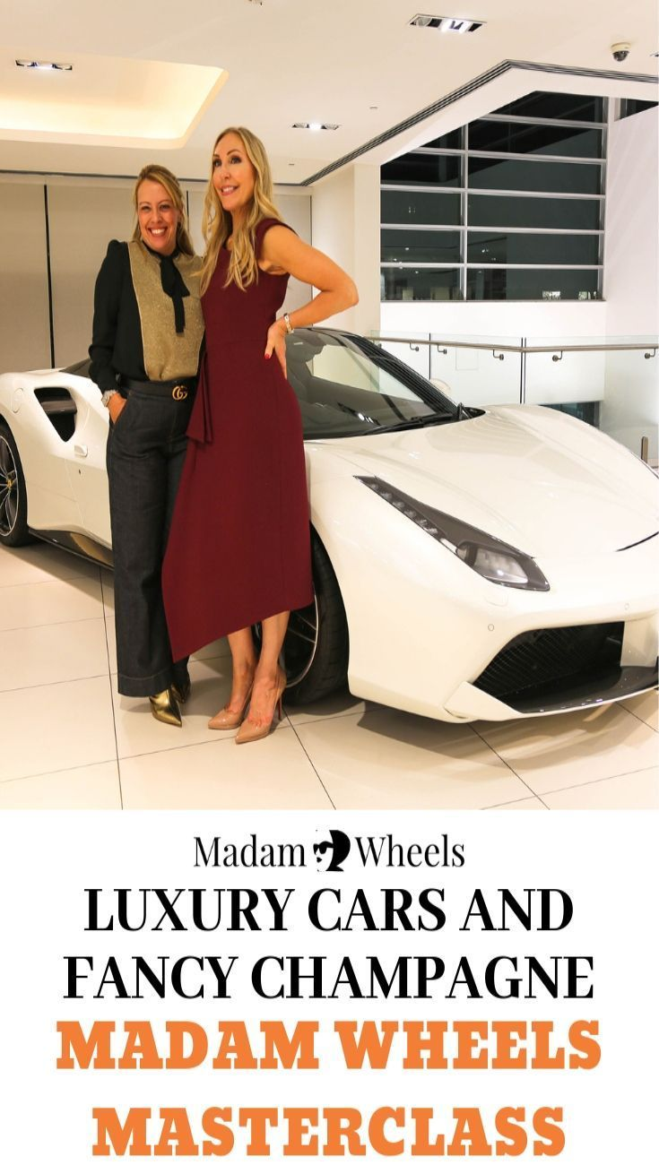 Madam Wheels Held A Luxury Car Masterclass For Women Who Love To Drive The Masterclass Is A Luxury Car Showing Pai In 2020 Luxury Cars New Car Photo Beautiful Cars
