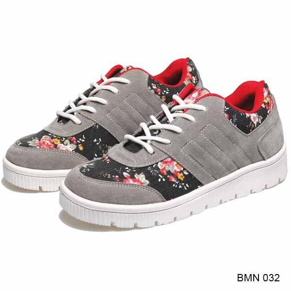 Sepatu Kets Wanita Bmn 032 Sepatu Kets Sepatu Dan Jaket