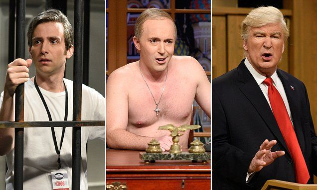 SNL writers: 'I'm scared of Donald Trump's response'