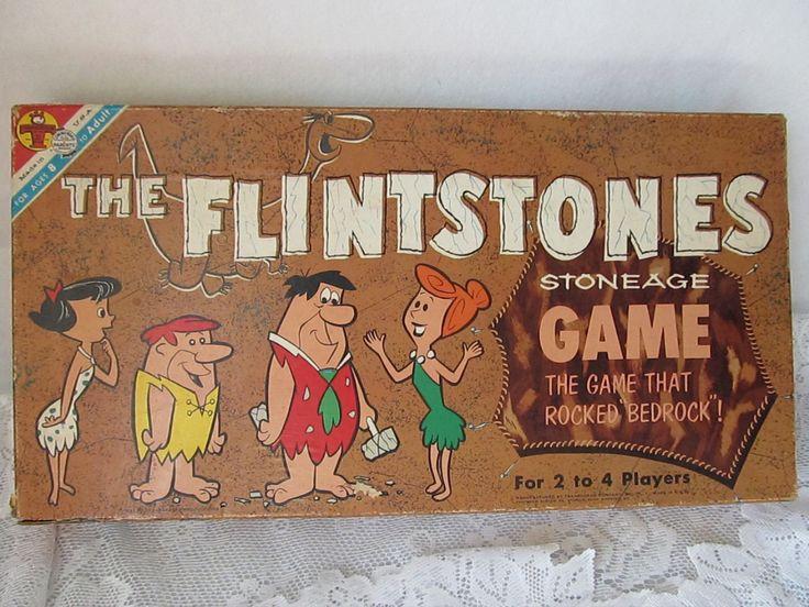 Vintage 1961 board game.