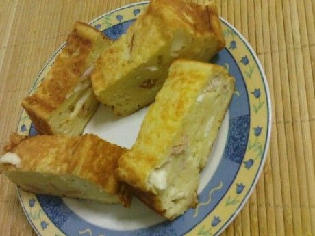 Αλμυρό κέικ φέτας - Polles kales kritikes!!!!!