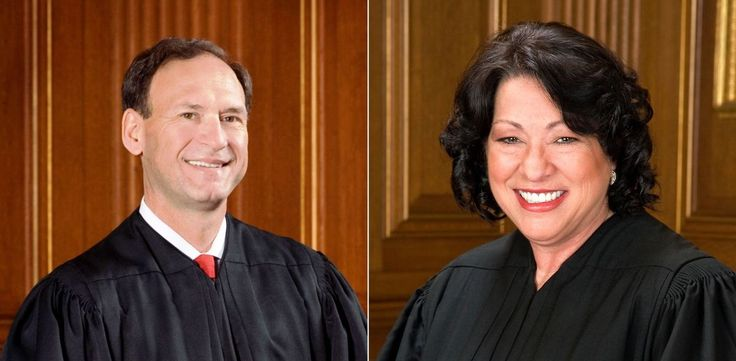 Fans waved in the hot sun, as U.S. Supreme Court Justice Samuel Alito Jr. mused Thursday about the architecture of the University of South Carolina's new law school. I went to this with Yevette!