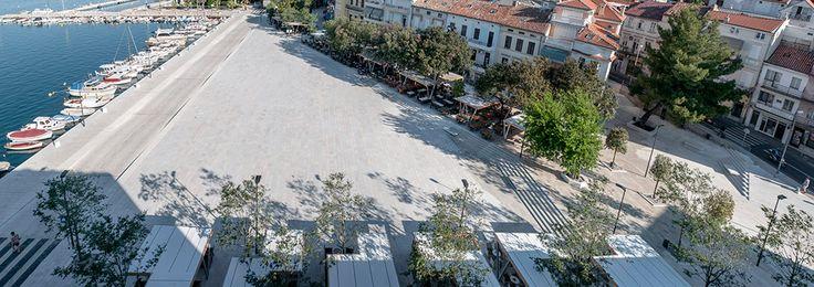 Stjepan-Radić-Square-Crikvenica-by-NFO-01 « Landscape Architecture Works | Landezine