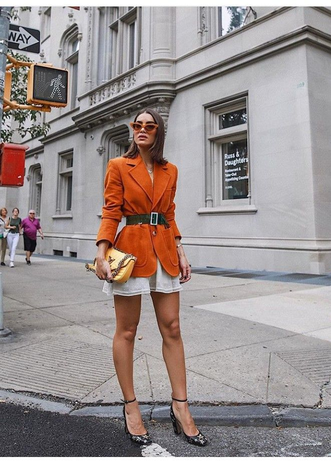 Famous Instagram Looks: Bella Hadid ousa o vestido