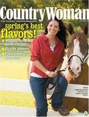 May 15th Subscribe to Country Woman Magazine, just $7.99/year