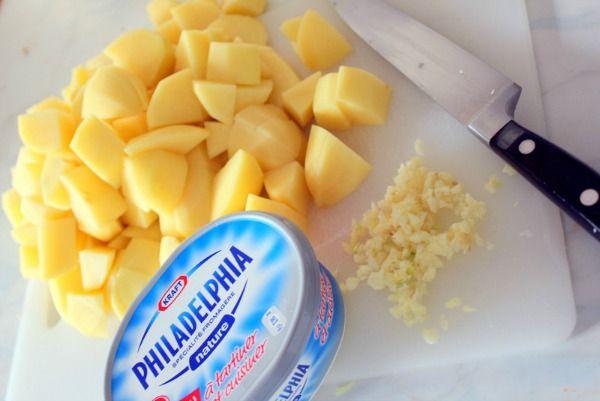 creamy potato soup ingredients