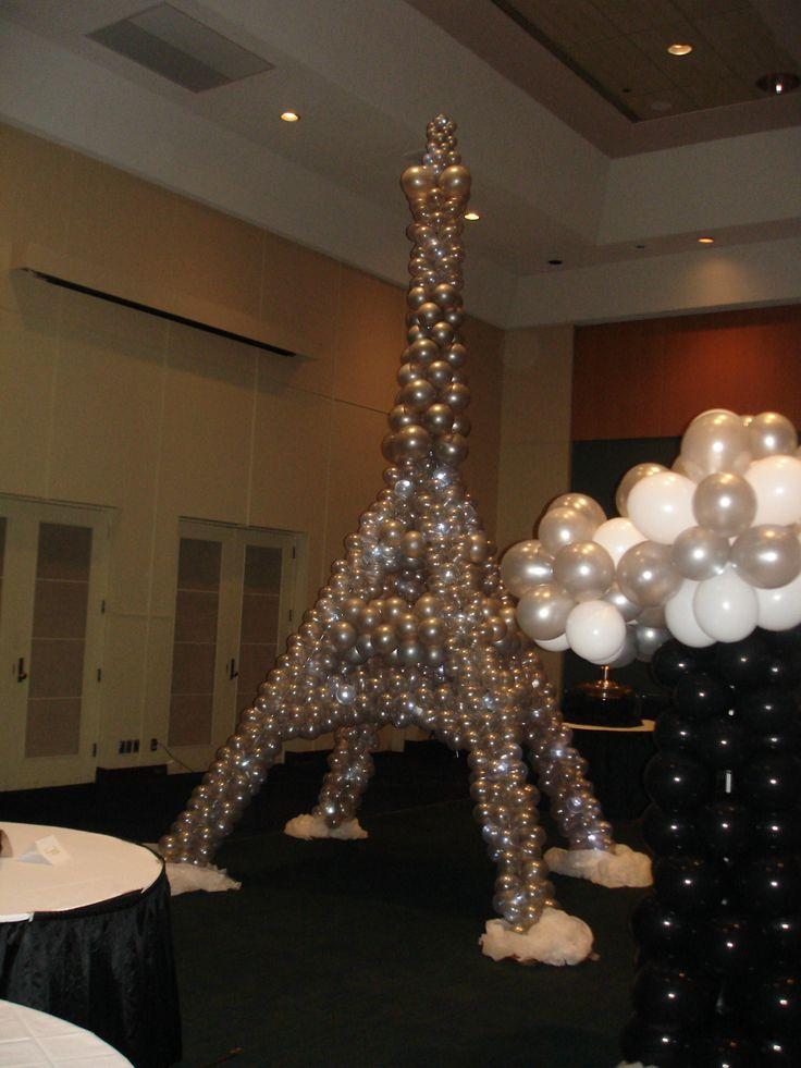 Best 25 paris prom theme ideas on pinterest - Paris decorating ideas ...