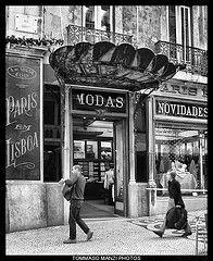 Modas Paris Lisboa no Chiado