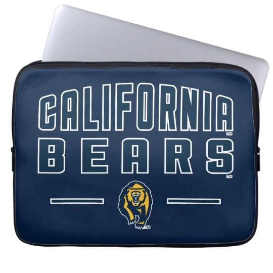 California Bears | Cal Berkeley 5 Computer Sleeve