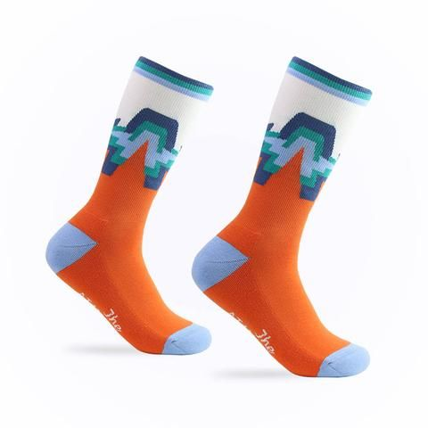 The Athletic Community :: The Athletic Patch Collection Transmission Sock