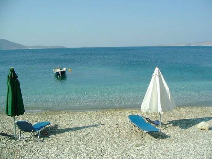 Seafront plot in Skyros island, Greece - Land
