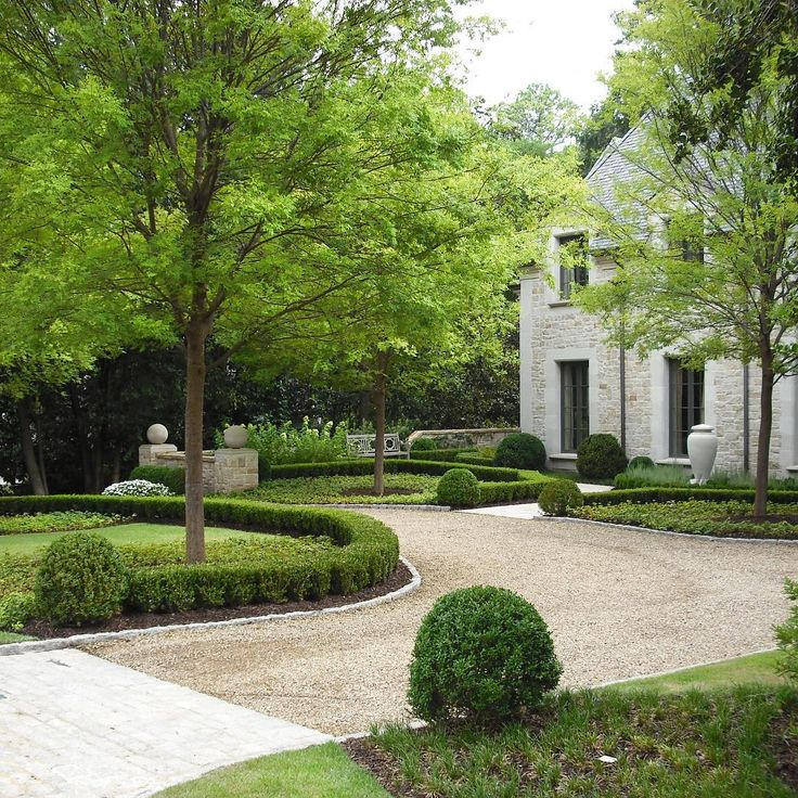 driveway landscaping