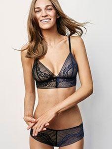Lingerie dentelle française Leavers VERTIGE - womens lingerie, lingerie ladies, lingerie womans
