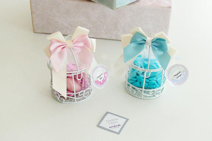 Bebek şekeri / Babyshower favors