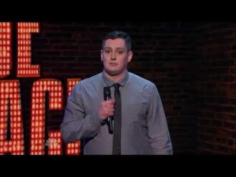 Last Comic Standing - Joe Machi - YouTube. He is hilarious! Hope he wins.