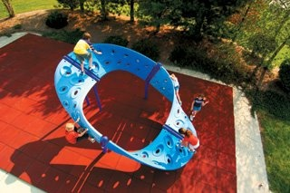 Looping playground