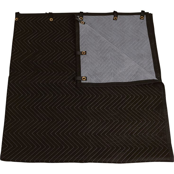 Grommeted Industrial Blanket — 78in.L x 72in.W | Moving Blankets| Northern Tool + Equipment