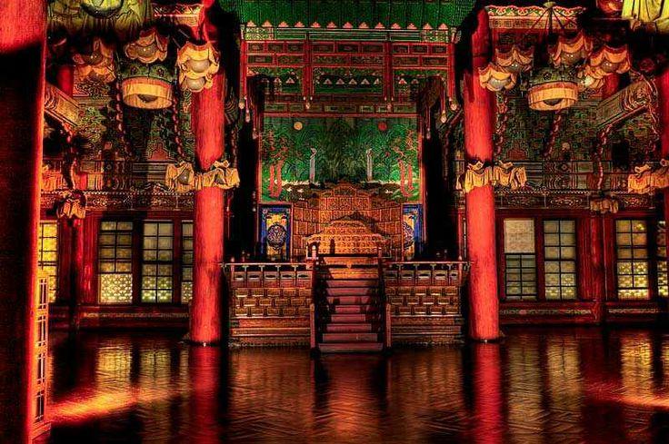 Tham quan cung điện Changdeokgung http://fcvietnam.vn/ve-may-bay/tham-quan-cung-dien-changdeokgung-n.html