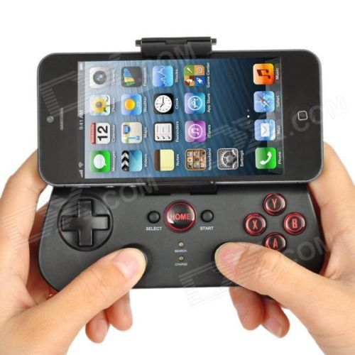 Wireless Controller for iPad / iPhone / Smartphone / Android / iOS PC