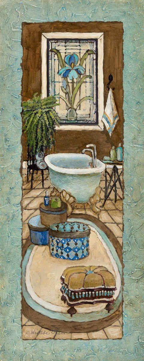 Baine de Blue II (Charlene Olson)