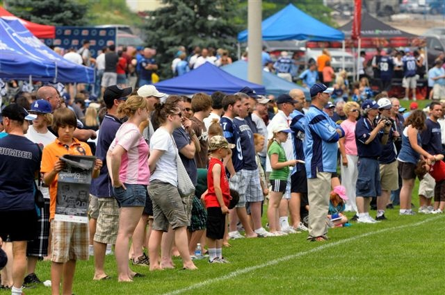 Argos Family Day June 23 and the MFL will be there.  Taking registration and providing information about youth football.