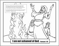 kidco labs resources downloads coloring sheets - Elijah Prophet Coloring Pages
