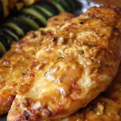 Grilled Peanut Chicken Allrecipes.com... AMAZING! I have made this so many times for the fam! They lovvvvveeee it! HINT:Recipe x 2