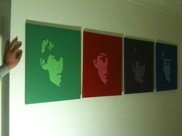 BEATLES ACRYLIC HAND PAINTED CANVAS for sale in Knowsley. Used second hand Home decor for sale in Knowsley. BEATLES ACRYLIC HAND PAINTED CANVAS available on car boot sale in Knowsley. Free ads on CarBootSaleMerseyside online car boot sale in Knowsley - 8784