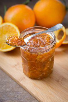 Marmellata di arance: scopri come gustare le arance tutto l'anno!  [Orange jam]