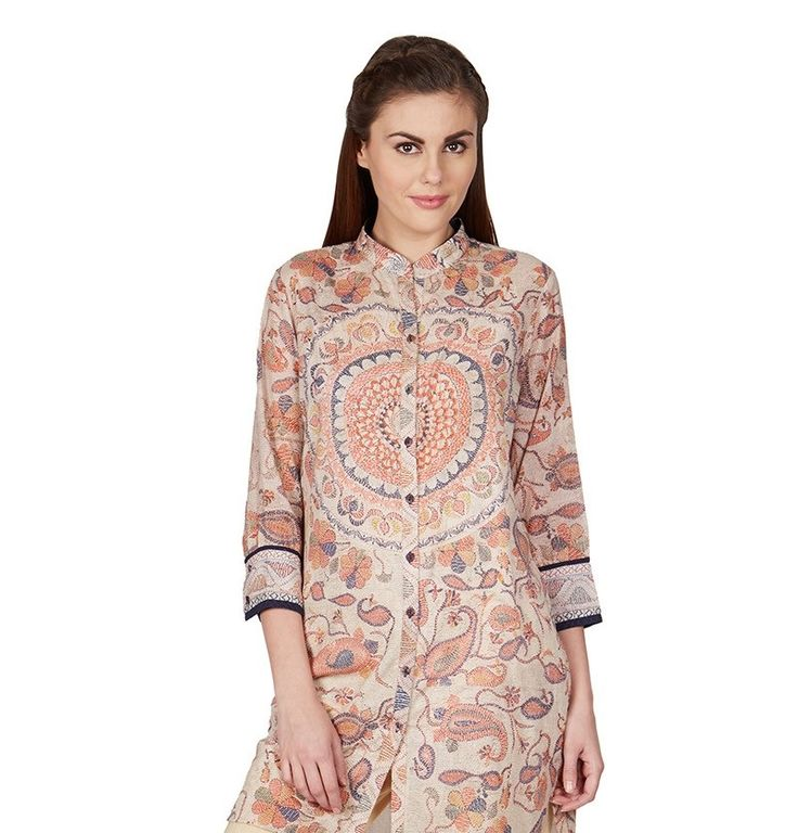 Ritu Kumar Spring Summer Collection has been launched finally. Find best  variety of Indian designer summer outfits 2016 in this fabulous range.